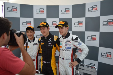 after race 1